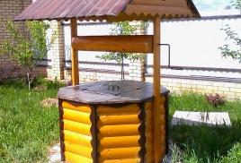 колодец на даче дмитровский район